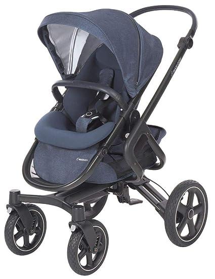 Maxi-Cosi Nova 2018 - Cochecito de bebé (4 ruedas), color azul ...