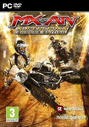 Скачать Игру Mx Vs Atv Supercross - фото 2