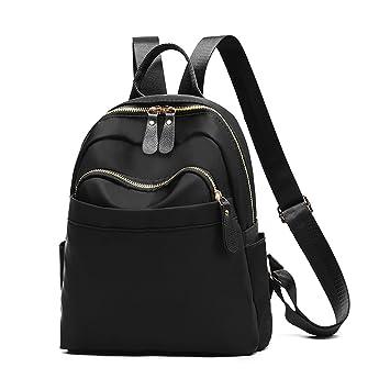 Coolives - Bolso mochila para mujer, Negro (Negro) - CLuk-16001: Amazon.es: Equipaje
