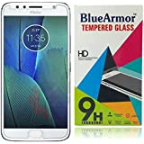 BlueArmor Moto G5s Plus Tempered Glass - Clear