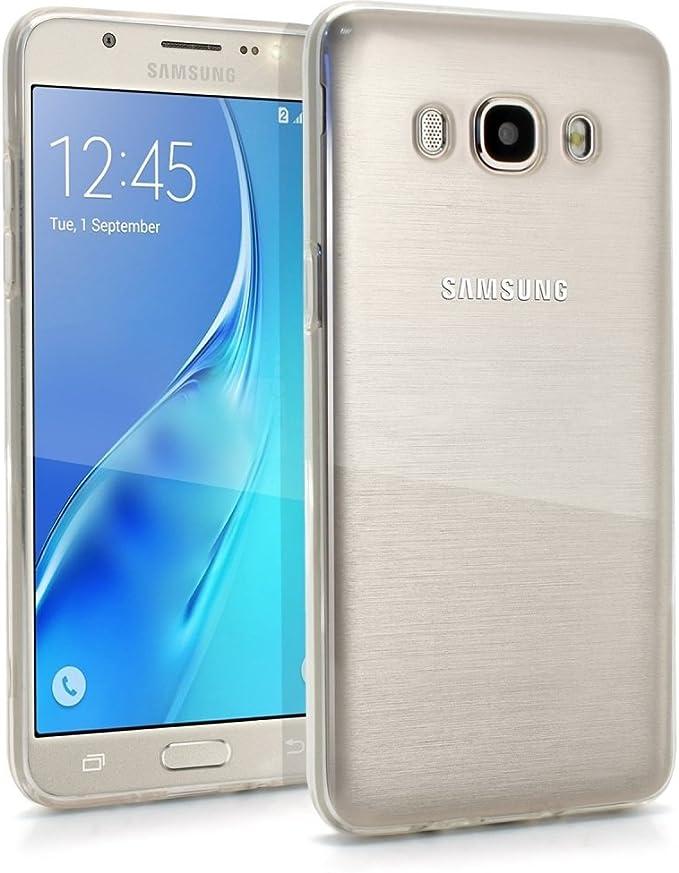 ELECTRÓNICA REY Funda Carcasa Gel Transparente para Samsung Galaxy ...