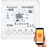 Konesky Wifi Termostato inteligente APLICACIÓN del termostato programable Controlador TUYA para calderas de gas de agua…