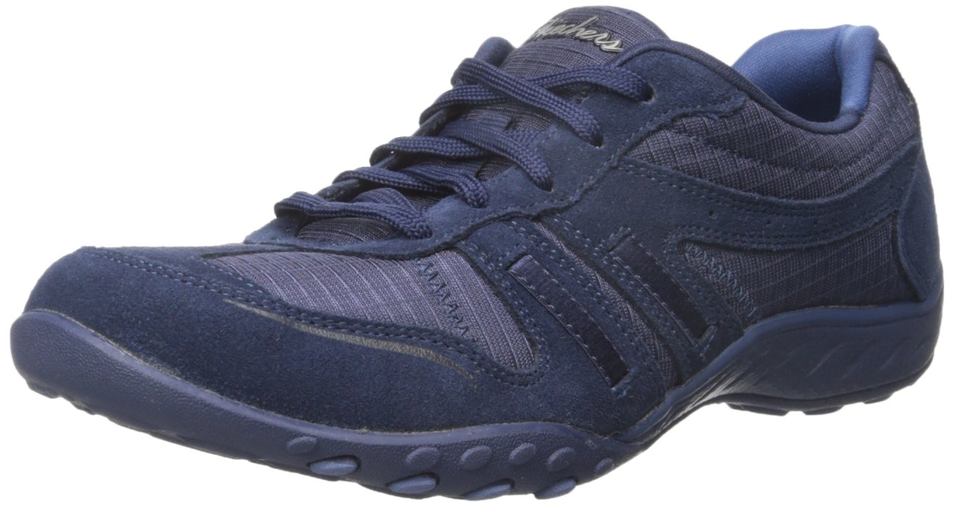 Skechers Breathe-Easy Jackpot Damen Sneakers  38 EU|Blau