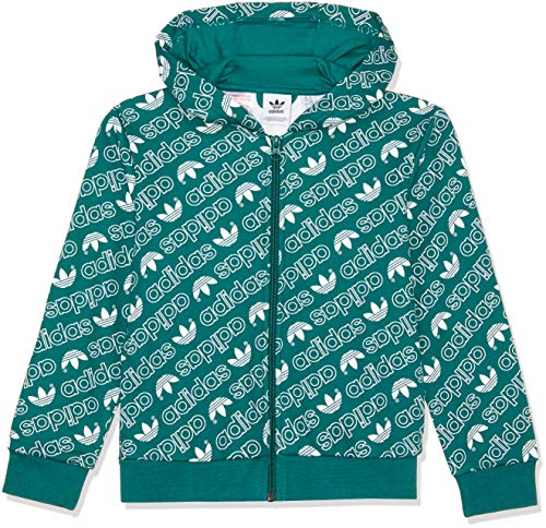 T Monogram Adidas Noble Bambino shirt Trefoil Green white RffqPwz