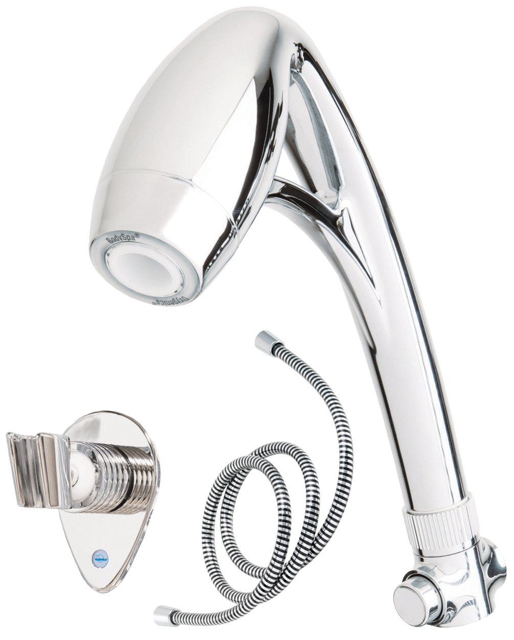 ETL 26181 Plastic Body Spa Oxygenics Shower with 60'' Hose