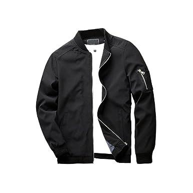 6e0535fcb12 YouzhiWan007 Black/Blue/Red Men Fashion Spring Jacket Plus Size M-4XL New