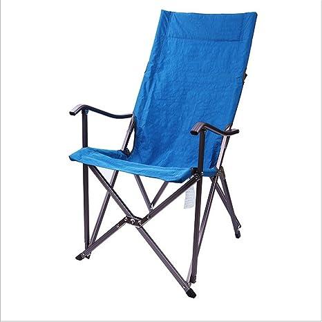 ChenBing-ftn Silla de Camping Plegable Es Conveniente para ...