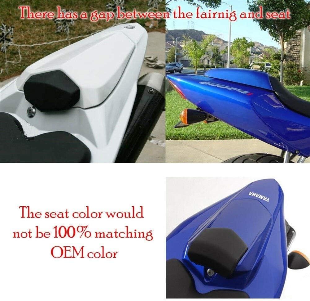 Color : Black Moto Pillion posteriore passeggero hard Solo copertura di sede Cowl Hump Faring for Ducati 899 1199 Panigale R S 2012 2013 2014 2015