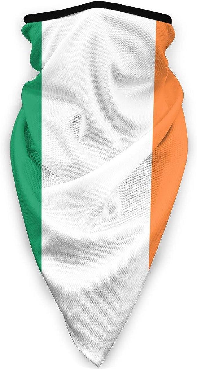 Irish Flag Mens or Womens Buff Original Multifunction Headwear Scarf New