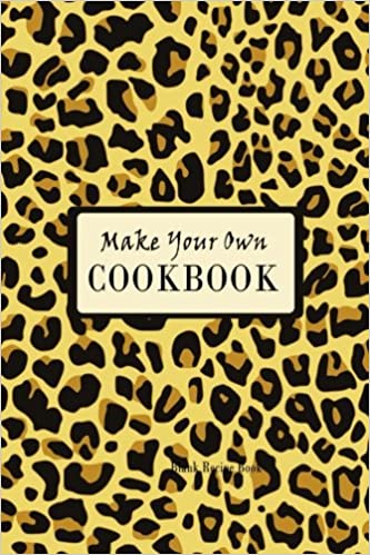 buy make your own cookbook blank recipe book blank cookbooks and