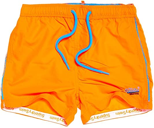 Superdry Mens Beach Volley Swim Shorts