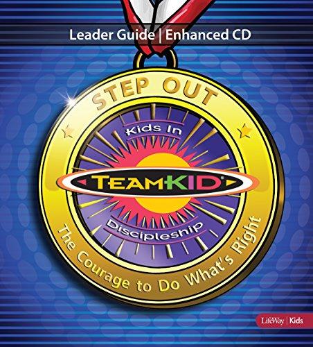 TeamKID: Step Out - Leader Guide & Enhanced CD