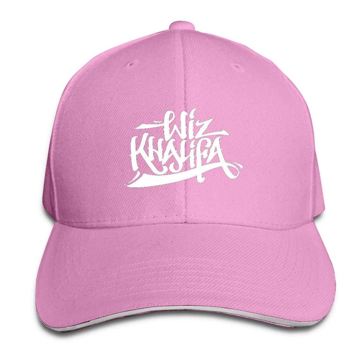 Wiz-Khalifa Unisex Twill Adjustable Sports Hat