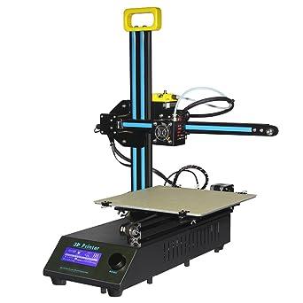 creality CR de 8 DIY Cantilever Impresora 3d 2 en 1 Desktop ...