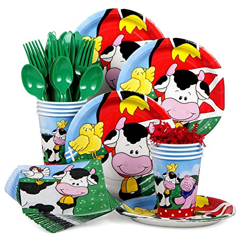 Farm Friends Barnyard Standard Kit (Serves 8)