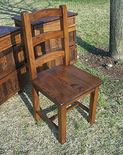 The Colonial Dining Chair | Free Shipping | Reclaimed Antique Barn Wood