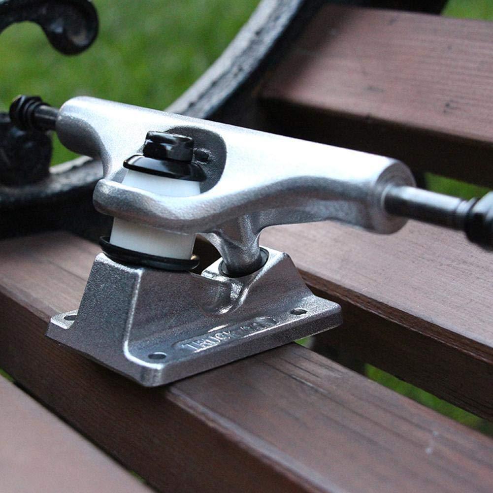 Kardu.C-Sport 5,5 Zoll Truck Skateboard 2 St/ück 139 Truck,Achsen f/ür Skateboard aus Magnesium und Alulegierung Skateboard