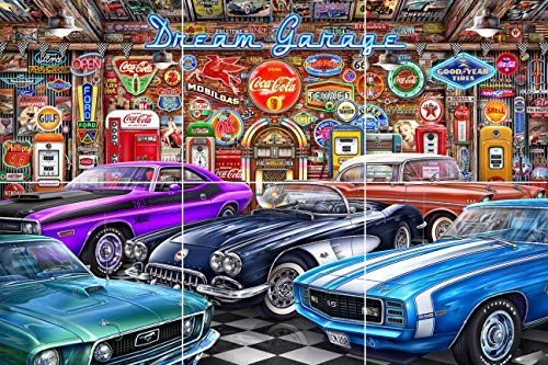 Vintage Classic American Muscle Cars 60's 70's Corvette for sale  Delivered anywhere in USA