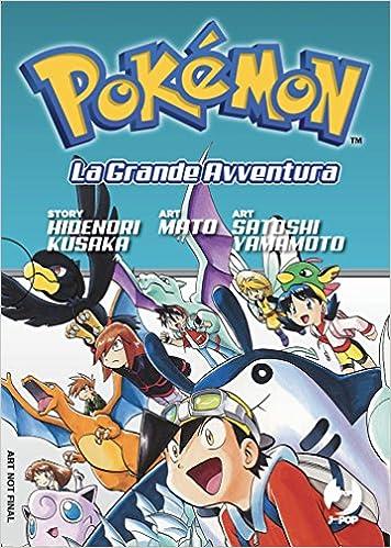 Pokémon La grande avventura 4-6