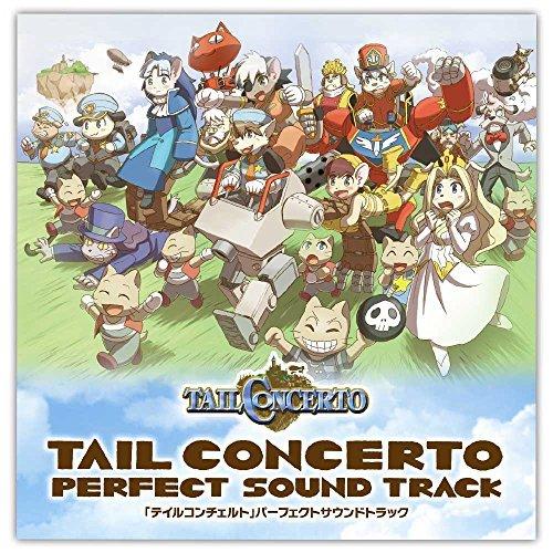 TAIL CONCERTO PERFECT SOUND ()