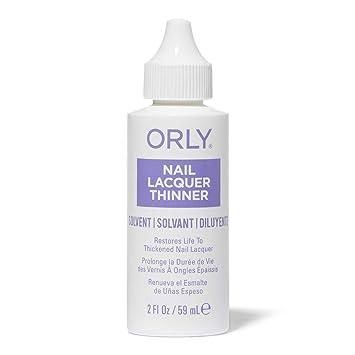 Amazon.com : Orly Nail Polish Thinner, 2 Ounce : Nail Polish : Beauty