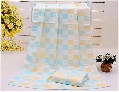 Algodón suave Baby Shower Regalos Baño toallas con gancho Reutilizables bebés recién nacidos toallas para la