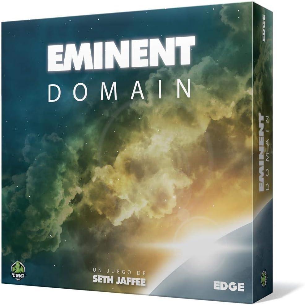 Edge Entertainment- Eminent Domain - Juego de Mesa - Español, Color (EETMED01): Amazon.es: Juguetes y juegos
