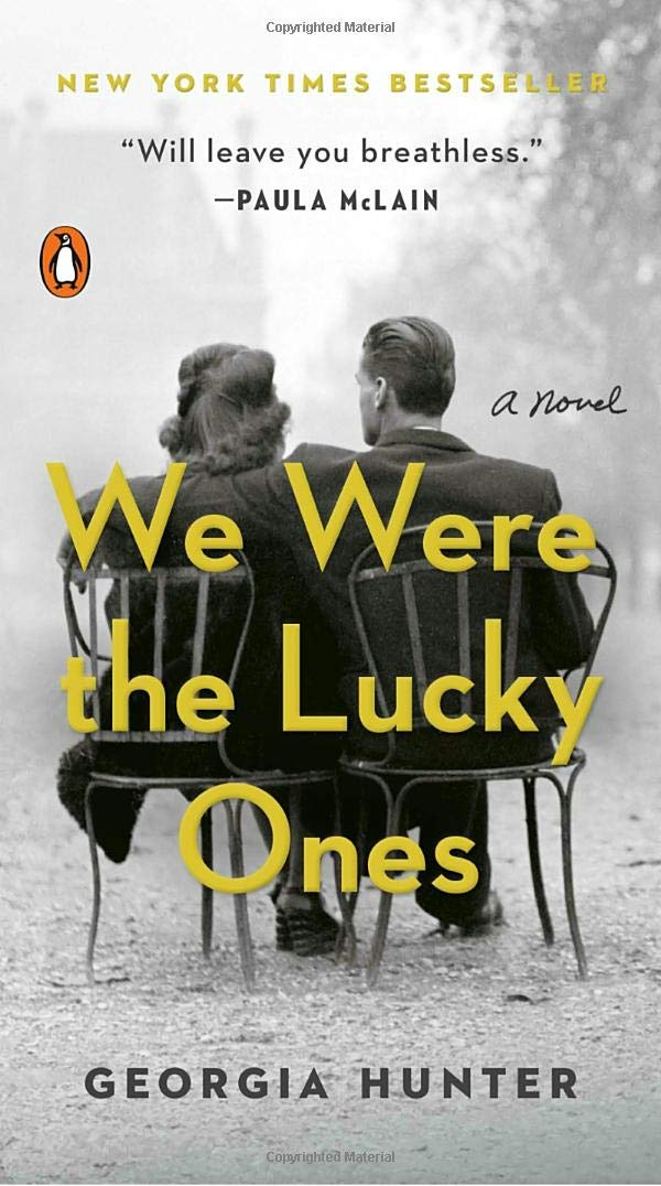We Were The Lucky Ones  A Novel