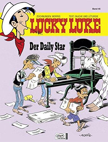 Lucky Luke 45: Der Daily Star