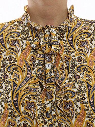 Ncwa132a28emve7239 Fay Camicia Seta Donna Multicolor UqqSvxZn