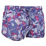 #10: Universal Textiles Womens/Ladies Floral Print Summer Beach Shorts