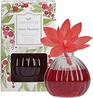 product image for Greenleaf Flower Diffuser - Diffuses 30 Days - Made in The USA - Merry Memories