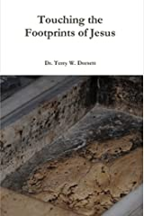Touching the Footprints of Jesus Kindle Edition