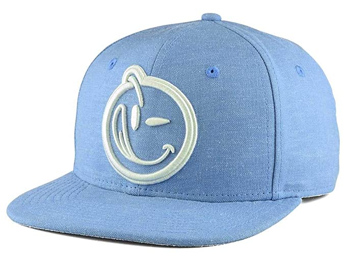 27b6d636 YUMS Classic Chambray Light Blue Snapback Baseball Cap Hat at Amazon ...