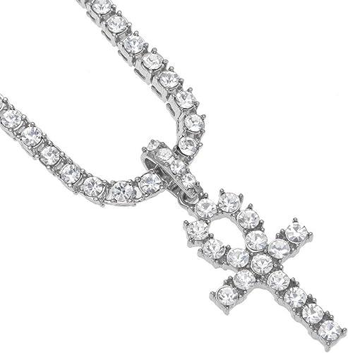 Genuine 925 sterling silver crucifix /& chain girls boys gift set