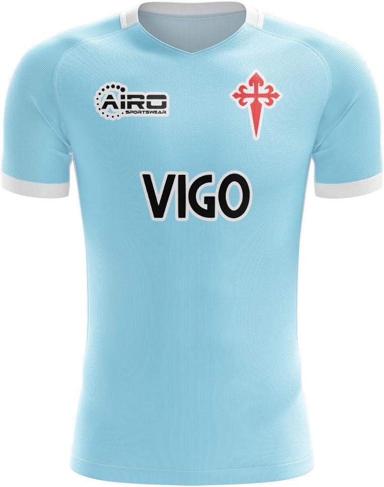2020-2021 Celta Vigo Home Concept Football Soccer T-Shirt Camiseta - Kids: Amazon.es: Deportes y aire libre