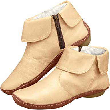 Shoes for Women Ankle Boots Hessimy New
