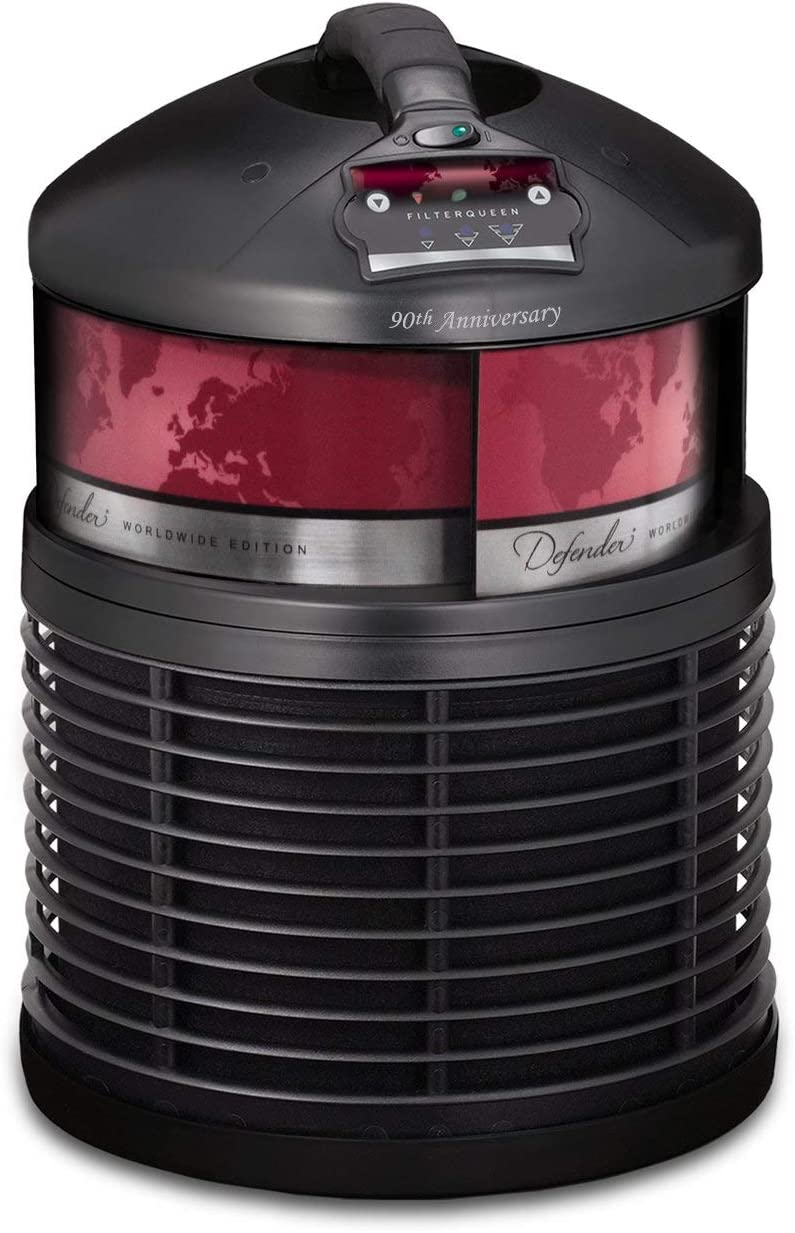 Filter Queen - Purificador de aire Defender 4000: Amazon.es: Hogar