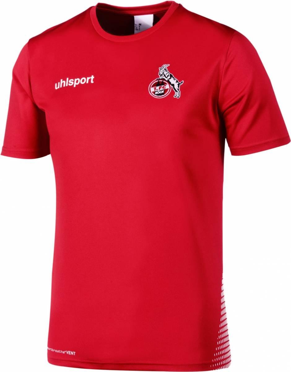 Kinder T-Shirt Funktionsshirt 17//18-1080727 Erima 1.FC Köln
