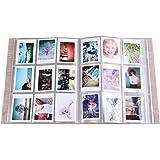 SAIKA - Pegatinas de cinta adhesiva para Fujifilm Instax Mini 9 8 + 70 7s 90 25 26 50s/Polaroid PIC-300 Z2300 Snap Touch/Polaroid Zip Mobile Printer/LG PD 233 239, 120 unidades.