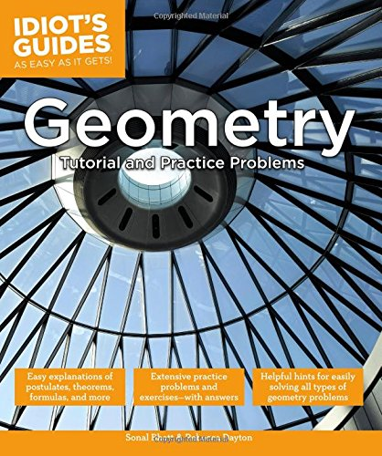 Idiot's Guides: Geometry