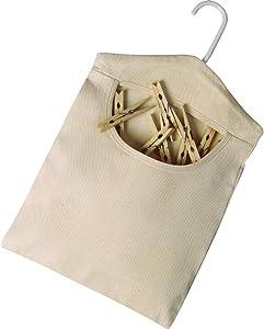 Homz FBA Seymour 1220049 11X15 Clothespin Bag