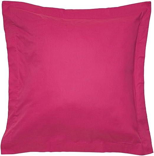 Sancarlos - Combicolor Funda de cojin, 60x60 cm, color rosa ...