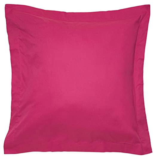 Sancarlos - Combicolor Funda de cojin, 60x60 cm, color rosa