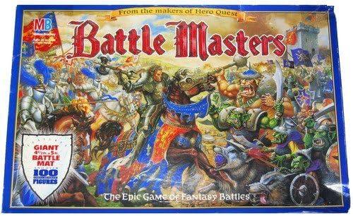 Battle Masters by Milton Bradley: Amazon.es: Juguetes y juegos