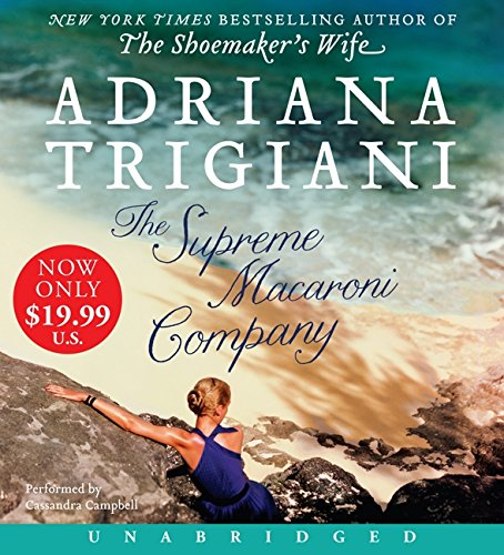 The Supreme Macaroni Company Low Price CD: A Novel