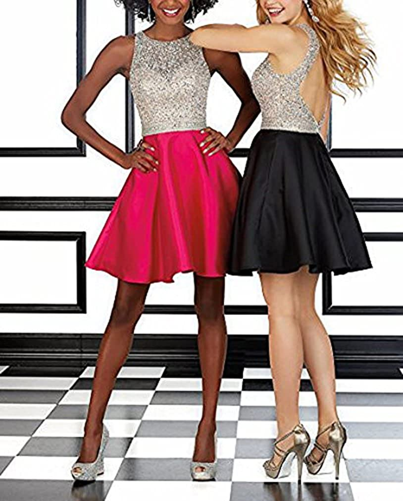 Venus Bridal Damens Short Sicke Heimkehr Kleid Abendkleid Sicke Mieder Ballkleid Mädchen Abendkleid Kleid 919f96