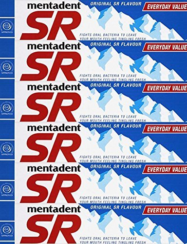 Mentadent Sr Toothpaste 100Ml Packs