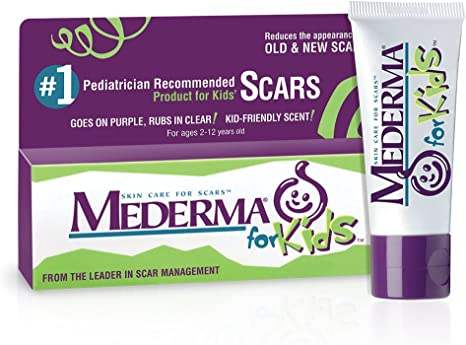 Amazon Com Mederma Kids Skin Care For Scars Reduces The