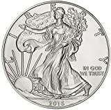 #1: 2016 American Silver Eagle $1 Brilliant Uncirculated US Mint
